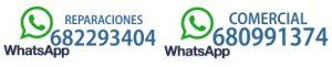 Whatsapp Roconsa puertas de seguridad
