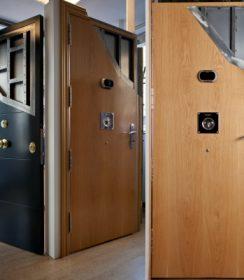 Vídeo Decoraciones y acabados de puertas de seguridad Roconsa