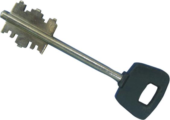 llave doble Paletón