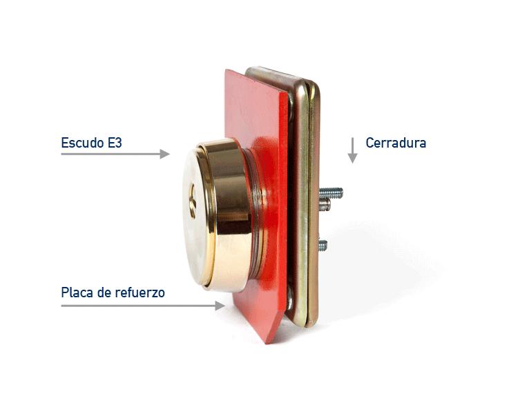 Como cambiar la cerradura de una puerta affordable best for Cuanto cuesta una puerta