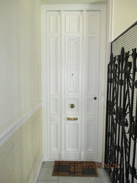 Puerta acorazada especial