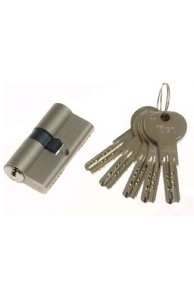 Cilindro Gama Media ISEO R7 antibumping con 5 llaves