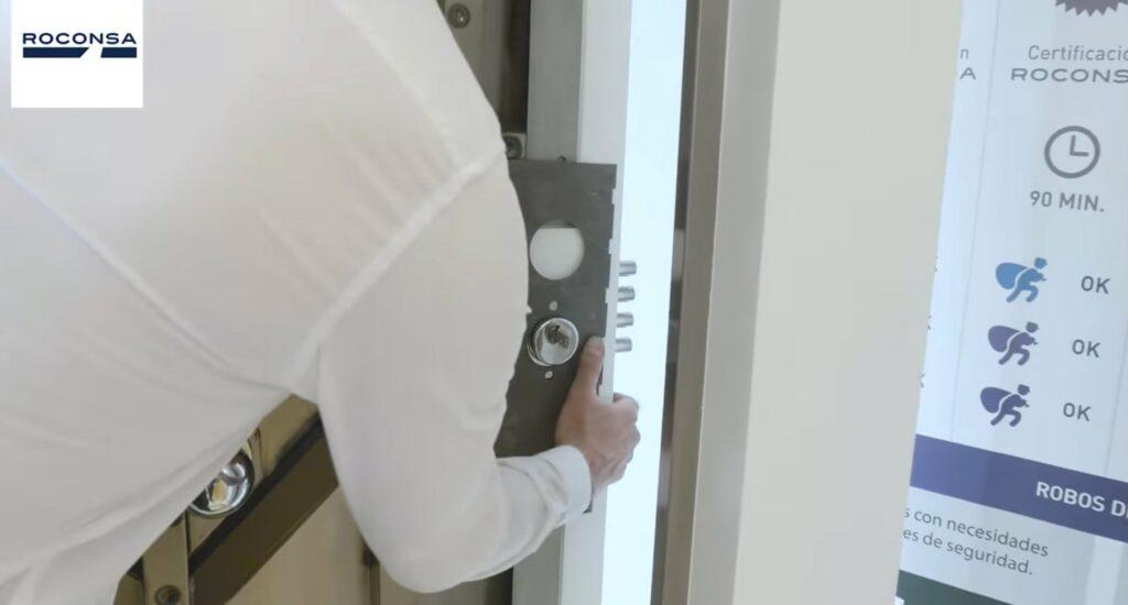 Video sobre cerraduras de seguridad
